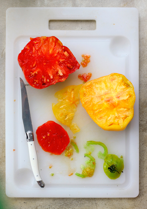 Ma Tarte à la Tomate