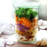 Soupe fraîche instantanée – Comment bien manger au bureau, sans four ni casseroles !