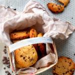 Mes incroyables cookies au ghee et aux pépites de chocolat