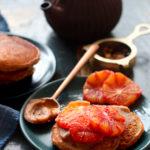 * Spécial Chandeleur * Healthy Paléo Pancakes, aux amandes et souchet