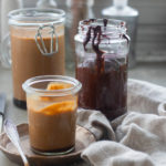 """Spécial Chandeleur : Sauce """"Caramel au beurre salé"""" et Pâte à tartiner au Cacao Cru, 100% Végétales & Gourmandes !"""