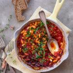 Le frichti d'O'Jack, aux tomates et haricots blancs